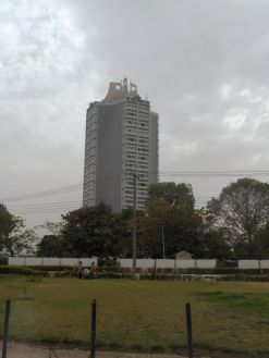 one of the Most Tallest building in Kano State