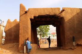 Historical Gate in Kano State