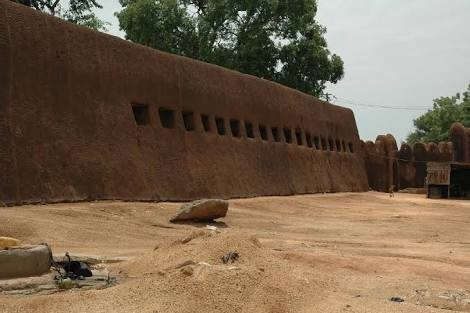 Historical Wall in Kano State